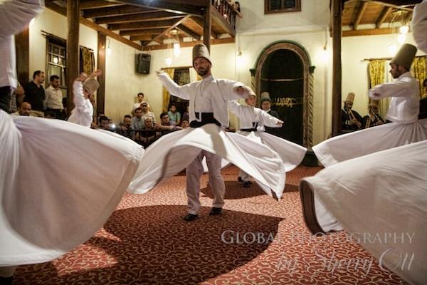 Whirling Dervish Show Bursa Turkey