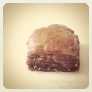 turkish desserts chocolate baklava