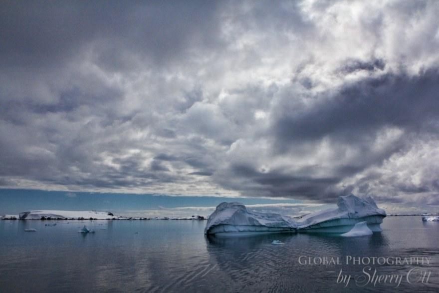 antarctica cloudscapes