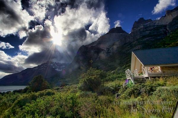 Refugio cabins