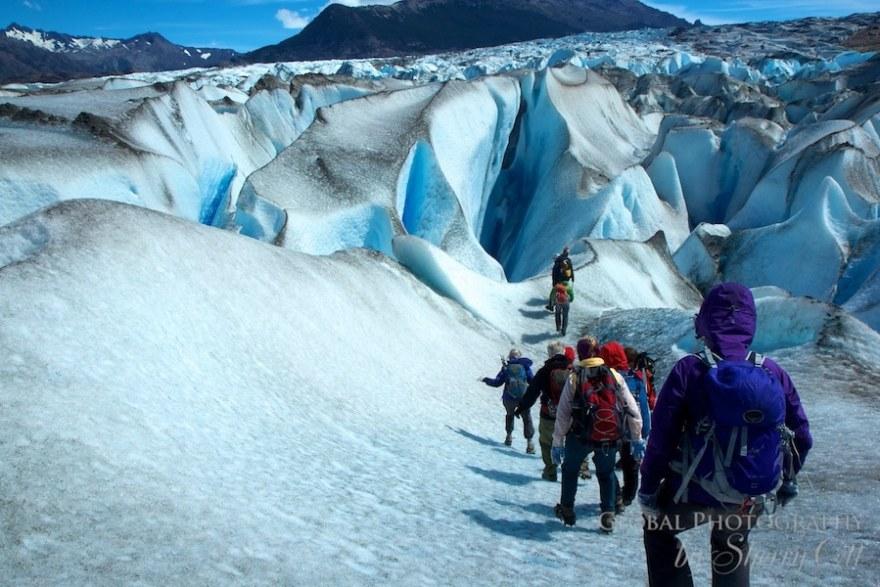 Viedma Glacier pictures