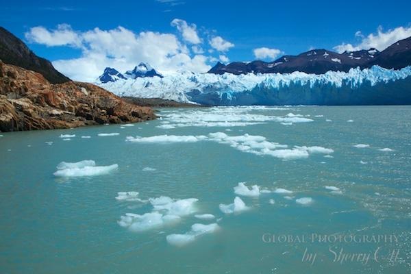Perito Moreno glacier photos