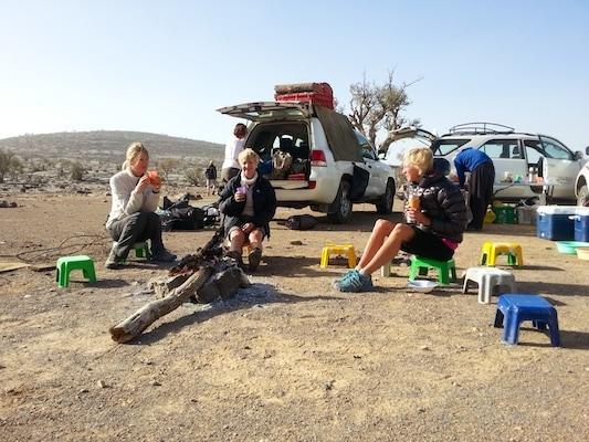 Camping oman