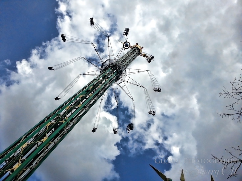 Star Flyer Tivoli Gardens