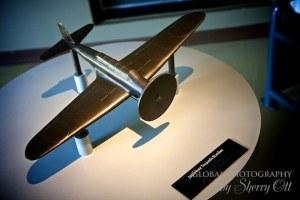 airplane sculpture
