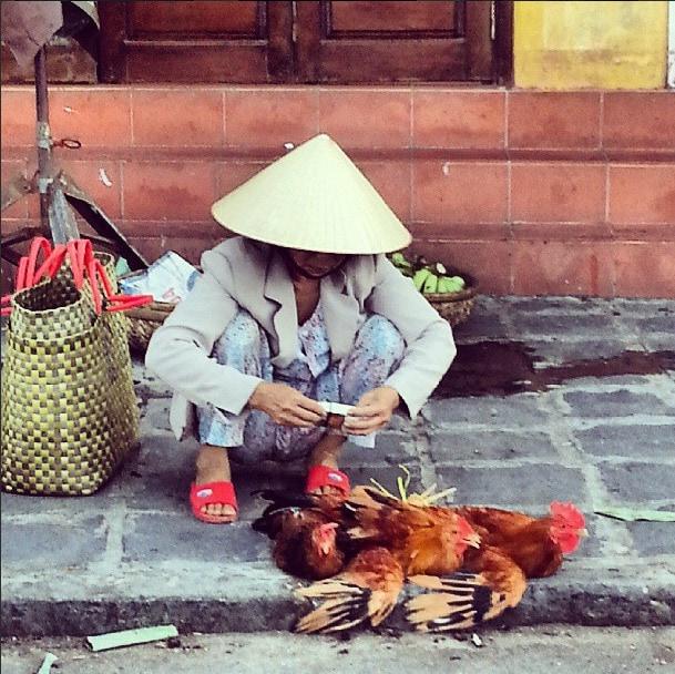 Chicken market