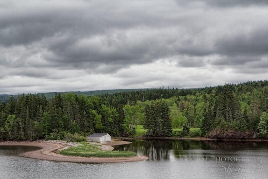 Marine Drive Nova Scotia scenery landscapes