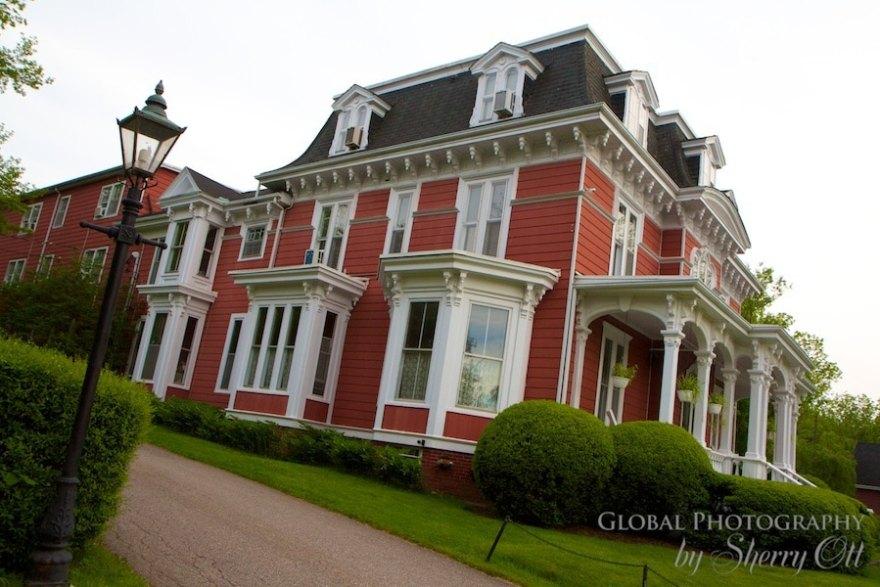 Blomidon Inn Nova Scotia