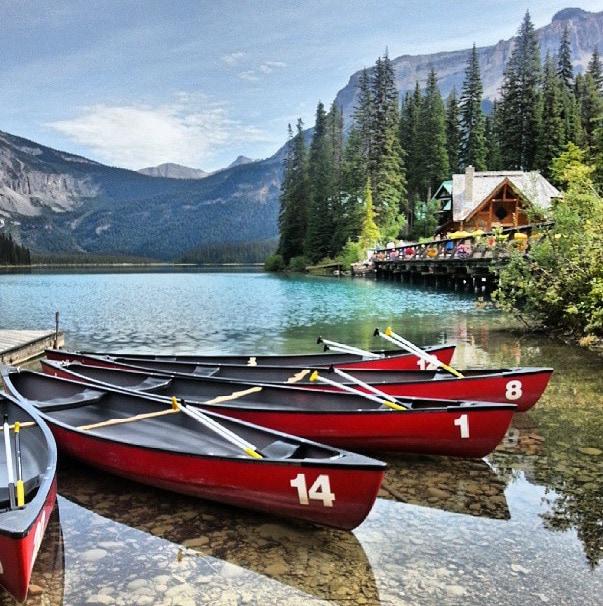 Emerald Lake Yoho