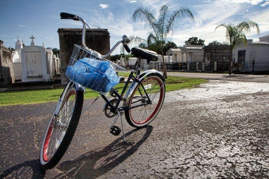 biking new orleans