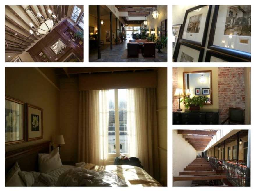 Eliza Jane hotel New Orleans
