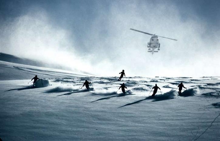 Heli Skiing Canada