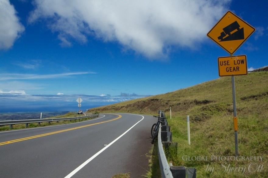 Haleakala biking tour