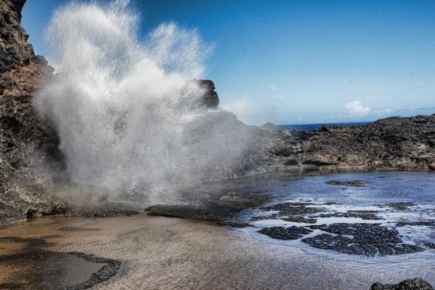 Nakalele Blow Hole Maui