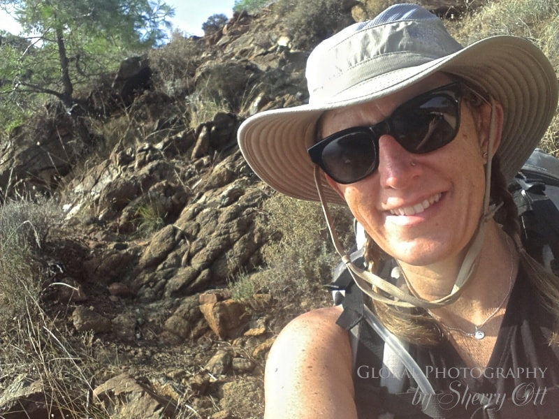 hiking the lycian way solo