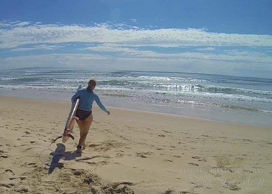 surfing lesson australia