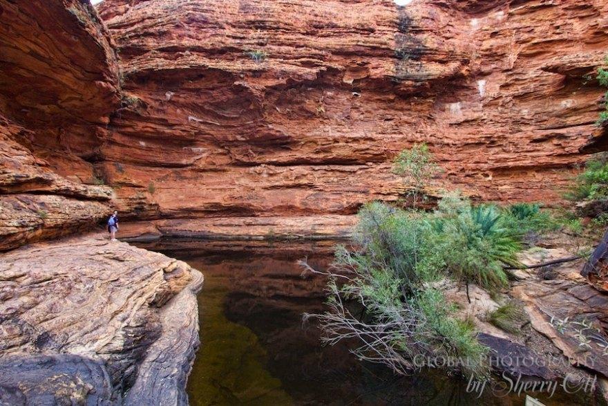 Garden of Eden Outback Australia