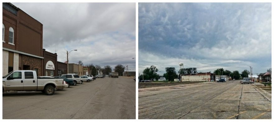 Pilger nebraska tornado before and after
