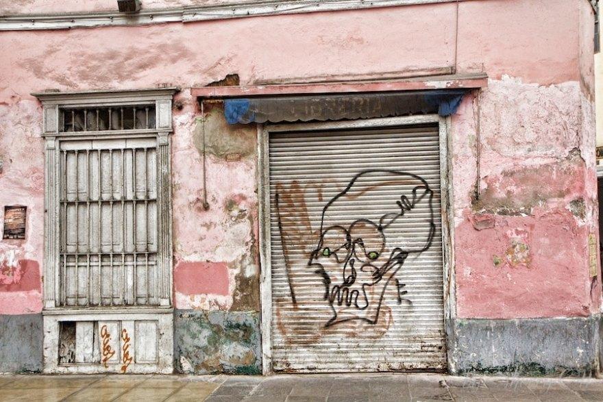 Graffiti Lima