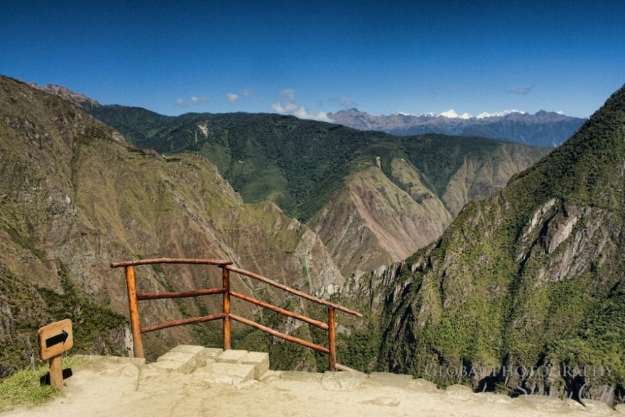 machu picchu views