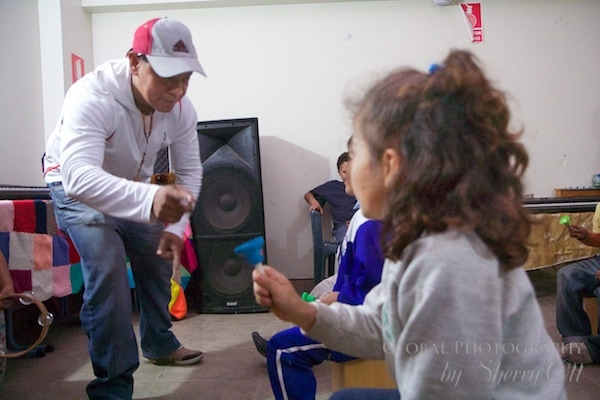 volunteering in Lima Peru