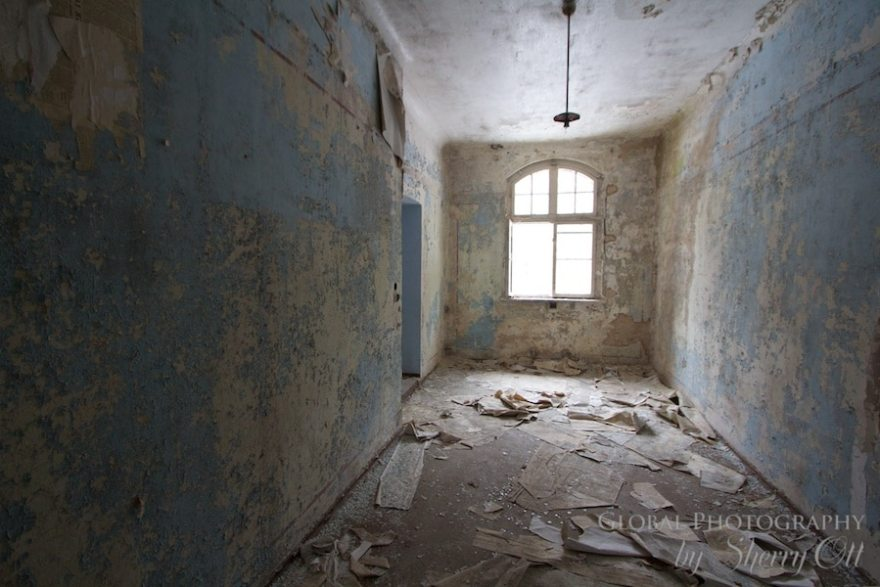 Beelitz abandoned photography