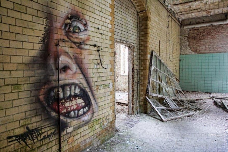 Beelitz Abandoned