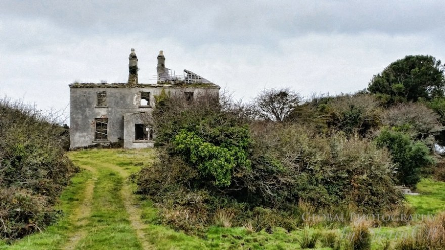 haunted house ireland