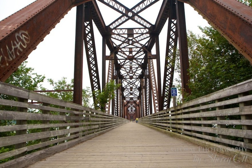 Trails of Fredericton