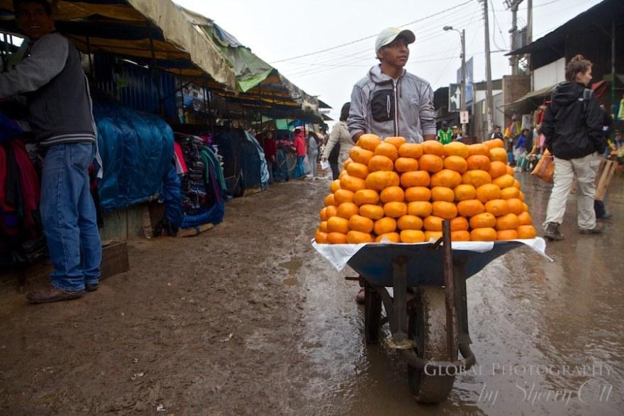 Peunta Piedra Market