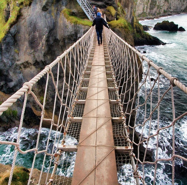 Carick-A-Rede Rope Bridge