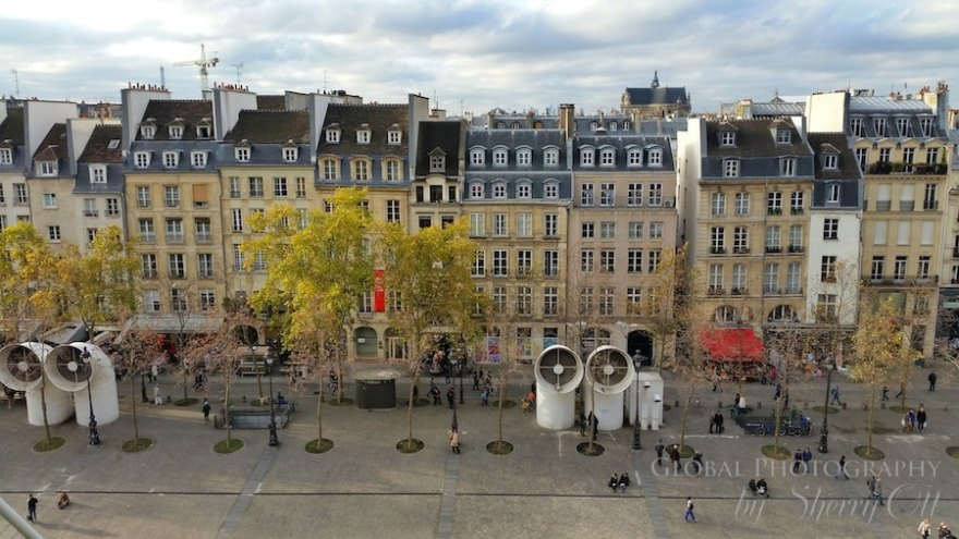 Pompidou Center Paris