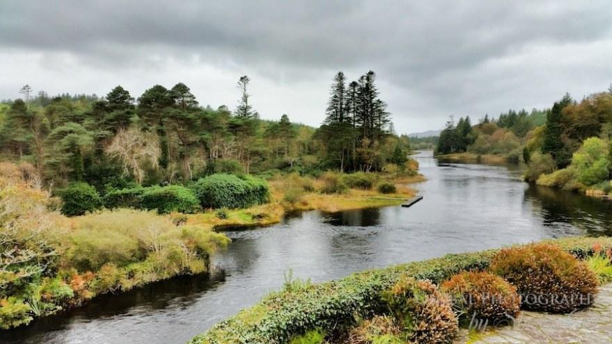 Ireland landscapes Galway