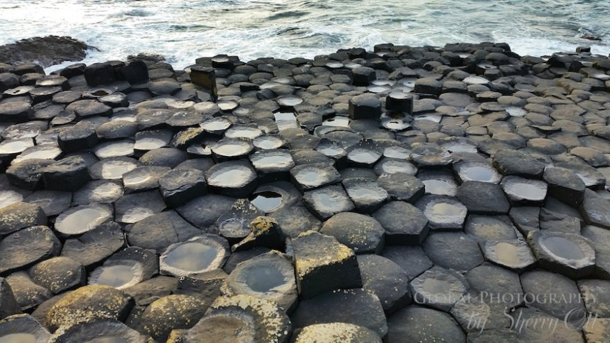 Northern Ireland attractions Giants Causeway