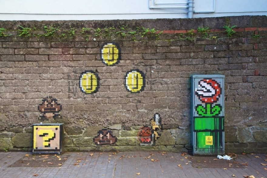 grafitti cork city