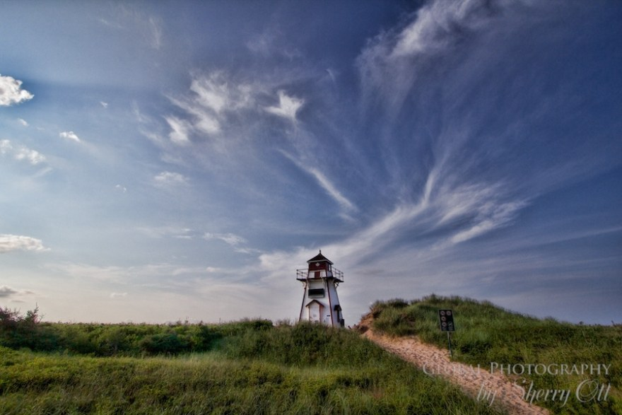 Things to do in PEI lighthouse