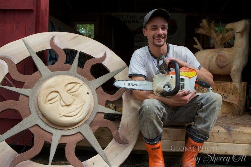 chainsaw art new brunswick