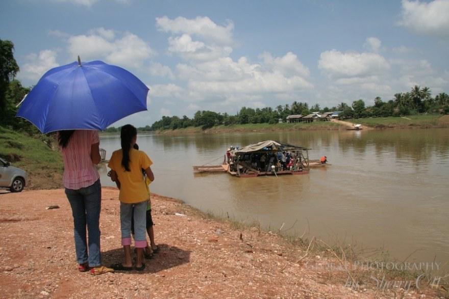 umbrella laos