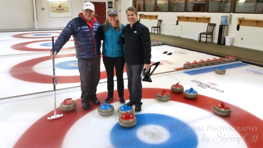 Things to do in canmore curling