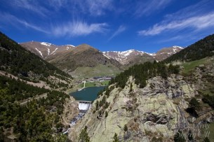 Vall de Nuria views