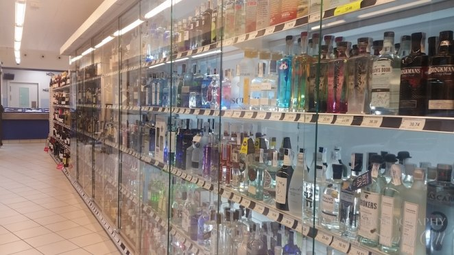 gin catalonia spain