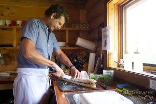 Chef Barclay Colorado Mountain Cabins