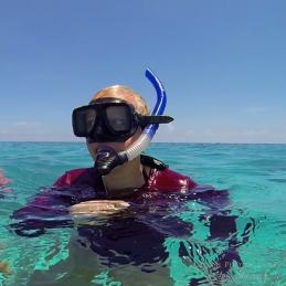 Belize Snorkeling Silk Cayes Placencia