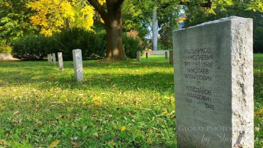 weimar russian cemetery