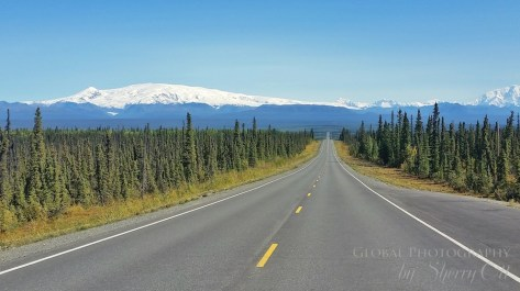 Glenn Highway Alaska