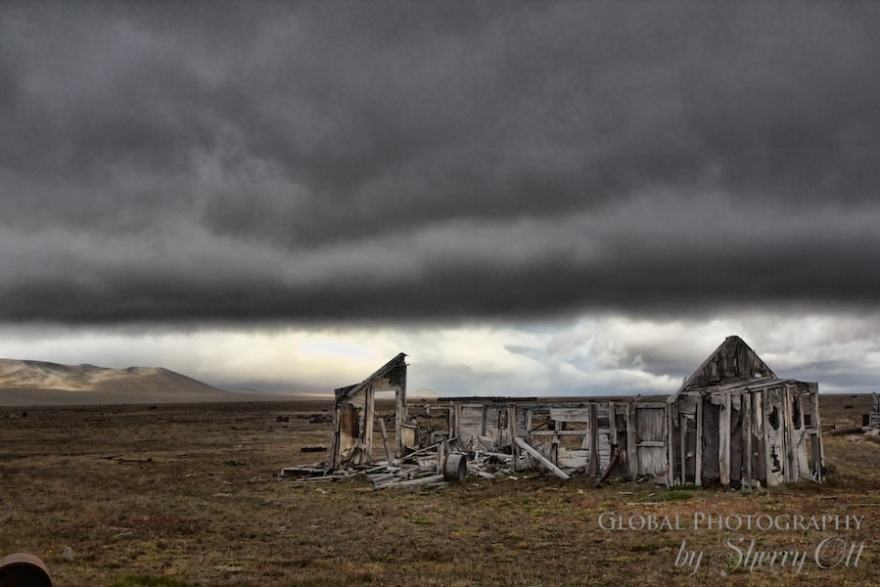 derelict places wrangel island