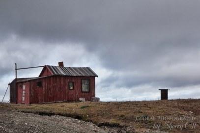 Wrangel Island buildings