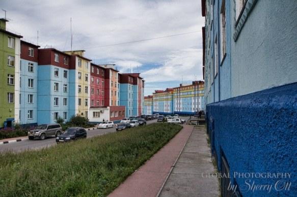 anadyr russia architecture