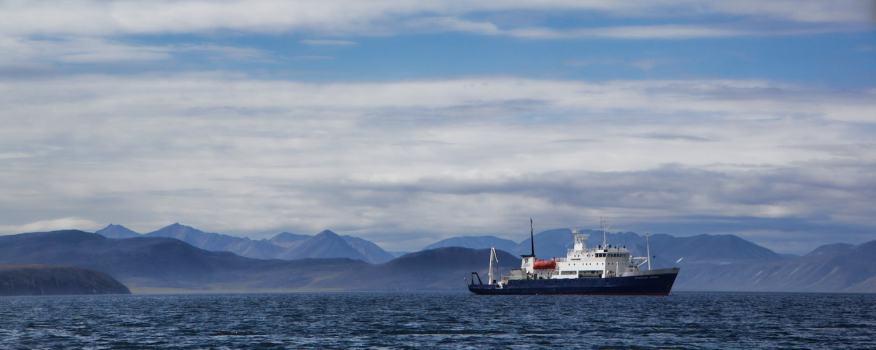 Expedition Cruise Wrangel Island