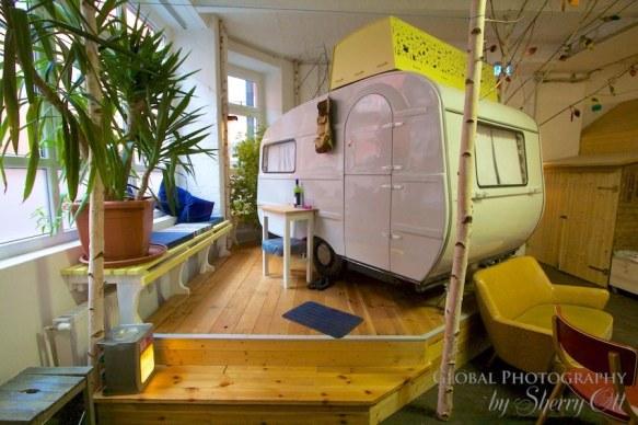 Caravan hotel berlin